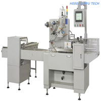 Pillow Packing Instant Noodles Biscuit Packaging Machine China Manufacture