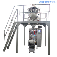 Roll Film Multi Balance Type Vertical Packing Rice Packaging Machine China Supplier