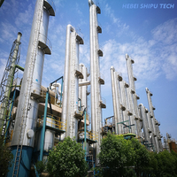 DMF solvent recovery equipment plant China Manufacture
