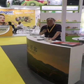 Our colleague is interviewed on the trade fair in Dubai