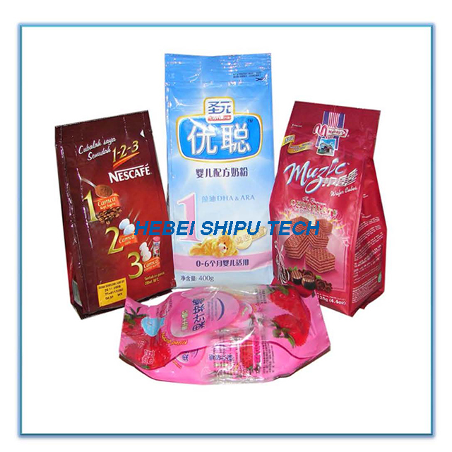 Roll Film Auger Vertical Packing Machine Powder Packaging Granule Packing Machine China Factory