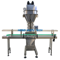 Milk Powder Automatic Auger Filling Machine (1 Line 2fillers) Model SP-L12-M China Manufacturer