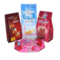 Milk powder sachet packaging technology