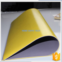 UV Series Yellow Wave Grain Pvc Kindergarten Floor China Manufacturer