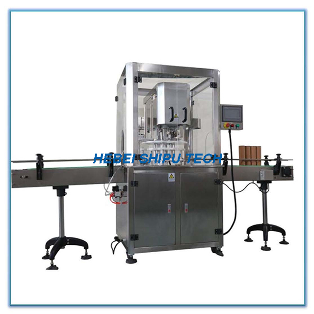 Automatic Milk Powder Can Seaming Machine Can Seamer China Manufacturer