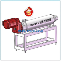 Scraped Surface Heat Exchanger Votator Machine China Supplier