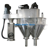 Milk Powder Auger Filler (2 Heads) China Manufacturer