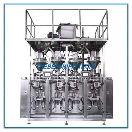 sachet/bag packing machine