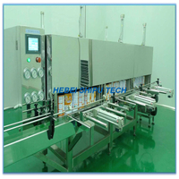 Automatic Milk Powder Can Seaming Machine Vacuum Chamber China Manufacturer