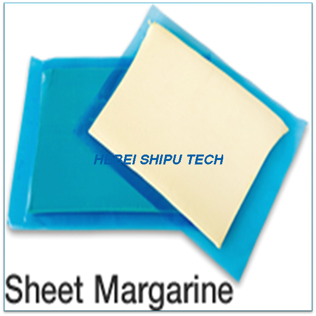 Resting Tube Sheet Margarine Making Machine Unit B China Supplier