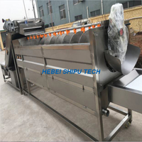 Food Grade SS316L Potato Chips Popcorn Processing Line Baby Food Making Machine China Manufacture