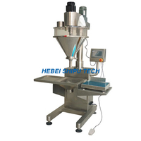Semi-automatic Milk Powder Auger Filling Machine China Manufacturer