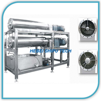 Pin Worker Votator Contherm Unit C Palm Oil Shortening Vegetable Ghee Margarine Making Machine China Factory