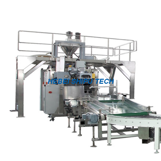 Automatic Packaging & Palletizing Production Line China Manufacturer