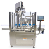 Milk Powder Chicken Powder Multi-station Rotary Filling Machine China Manufacturer