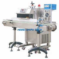 Bottle Induction Sealing Machine China Manufacturer