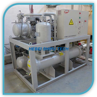 Flooded Refrigerator Cooling System Palm Oil Shortening Vegetable Ghee Margarine Making Machine China Manufacture