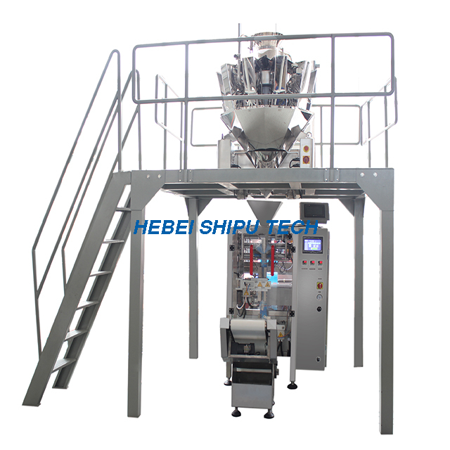 Cornflakes Packaging Potato Chips Packing snack packing Machine China Supplier