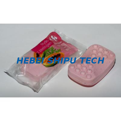 Toilet Soap Laundry soap Pillow Packaging Machine China Manufacturer