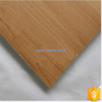 Imitation Wood Maple Color Indoor Vinyl Sports Flooring