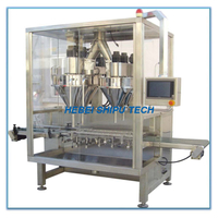 Automatic Albumen Powder Can/Bottle Filling Machine China Factory