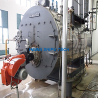 Electric Steam Boiler Diesel Fired Boiler Oil Fired Boiler China Supplier