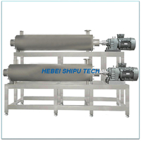 Scraped Surface Heat Exchanger Votator Chiller Unit China Supplier