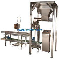 Heavy Bag Woven Bag 25kg Bag Packaging Machine with Balance China Manufacturer