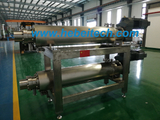 New SSHE machine is installed in our customer's factory!!!