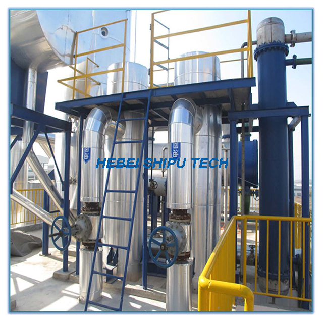 DMAC solvent recovery Equipment Plant China supplier