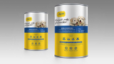 What form of packaging is more suitable for preservation of infant milk powder?